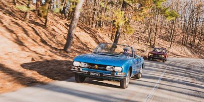02 Peugeot 504 Spider Coupe