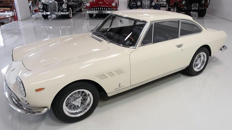 1962 Ferrari 330 GT 2 2 Enzo Ferrari (9)