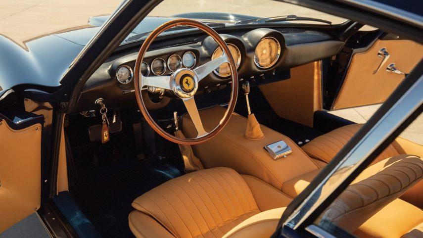 1963 Ferrari 250 GTL Berlinetta Lusso by Scaglietti (12)