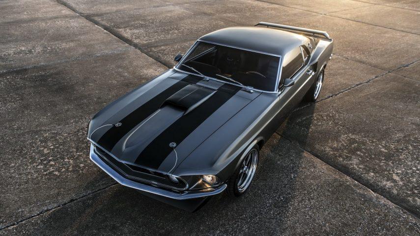 """Ford Mustang Mach 1 """"The Hitman"""": un potro de armas tomar"""