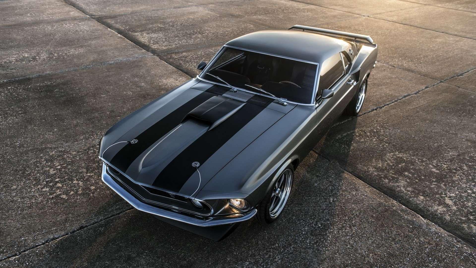 Ford Mustang Mach 1 «The Hitman»: un potro de armas tomar