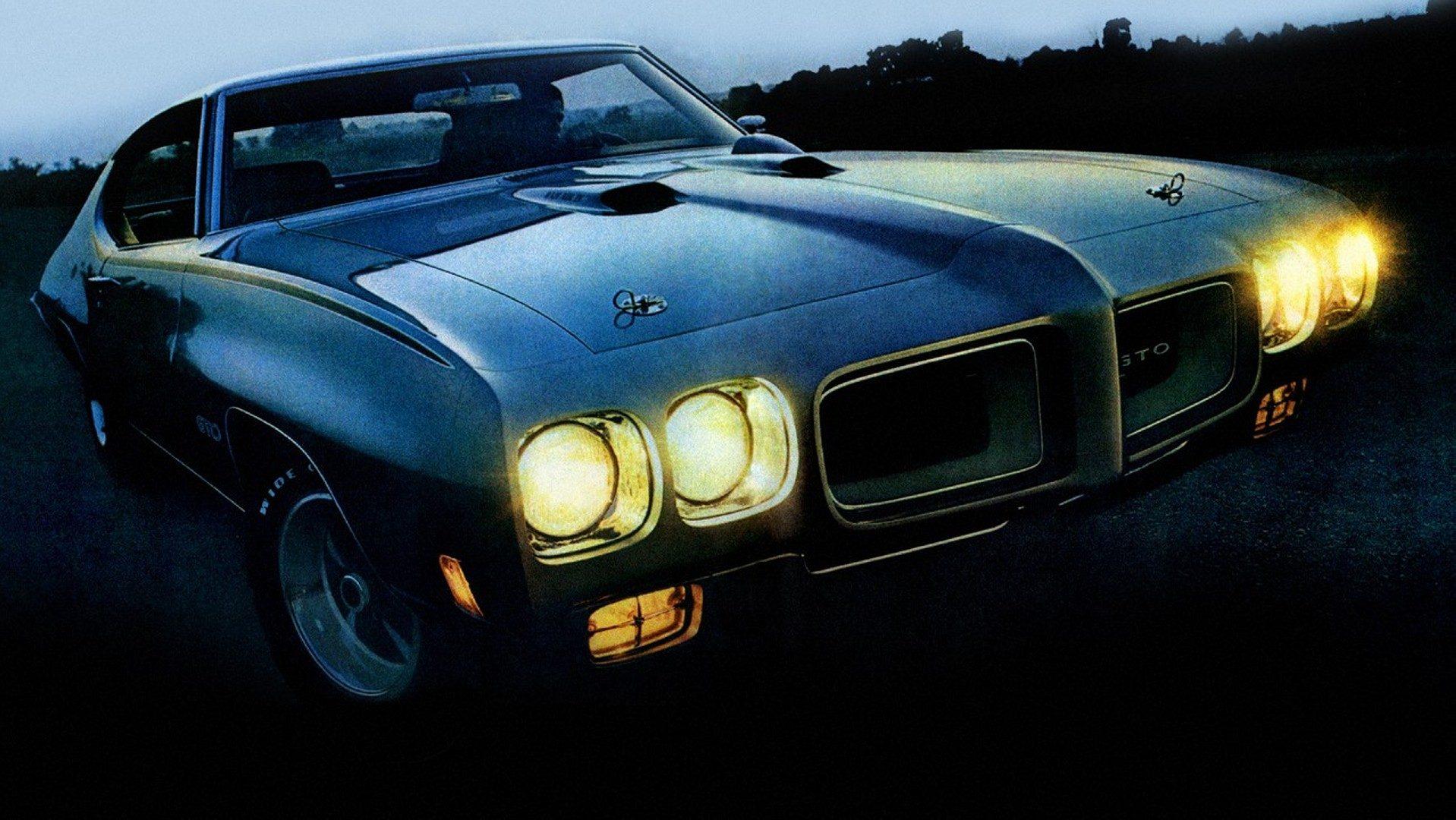 """1970, cuando Pontiac quería emocionarte con el GTO """"The Humbler"""""""