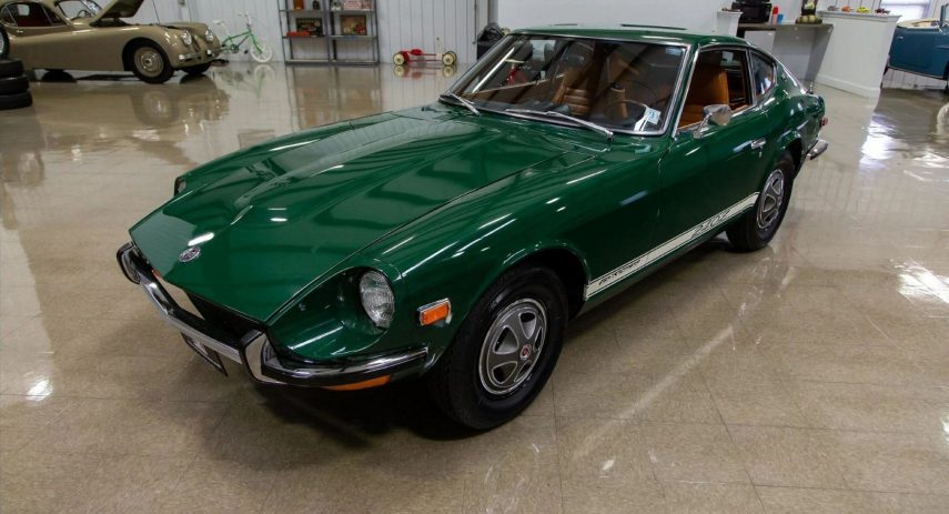 1971 Datsun 240Z Sin Restaurar (1)