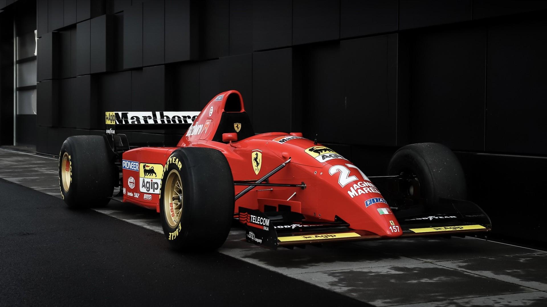1995 Ferrari 412 T2 Michael Schumacher (1)