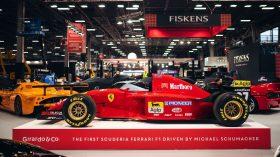 1995 Ferrari 412 T2 Michael Schumacher (4)