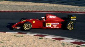 1995 Ferrari 412 T2 Michael Schumacher Estoril (2)