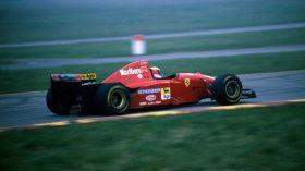 1995 Ferrari 412 T2 Michael Schumacher Fiorano (2)