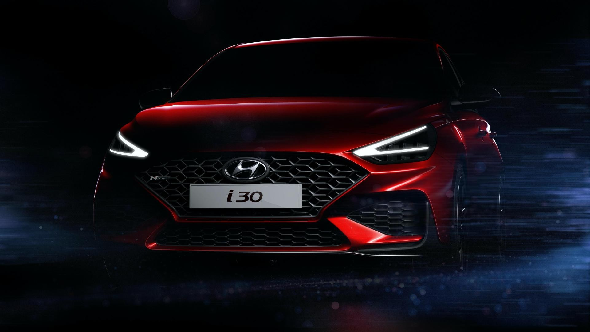2020 Hyundai i30 N Line Teaser