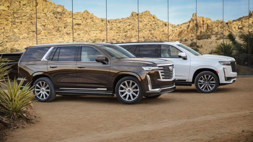 2021 Cadillac Escalade: más grande, más lujoso y mucho más tecnológico