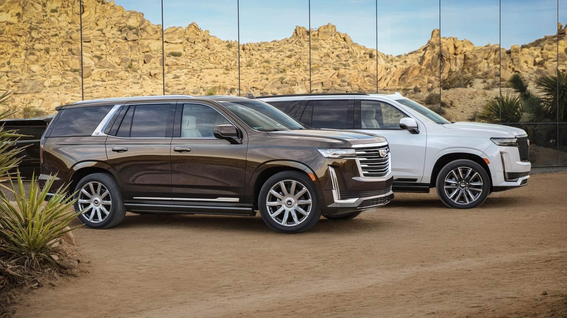 2021 Cadillac Escalade Vsport Release Date