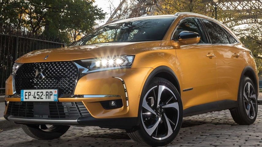23 DS 7 Crossback