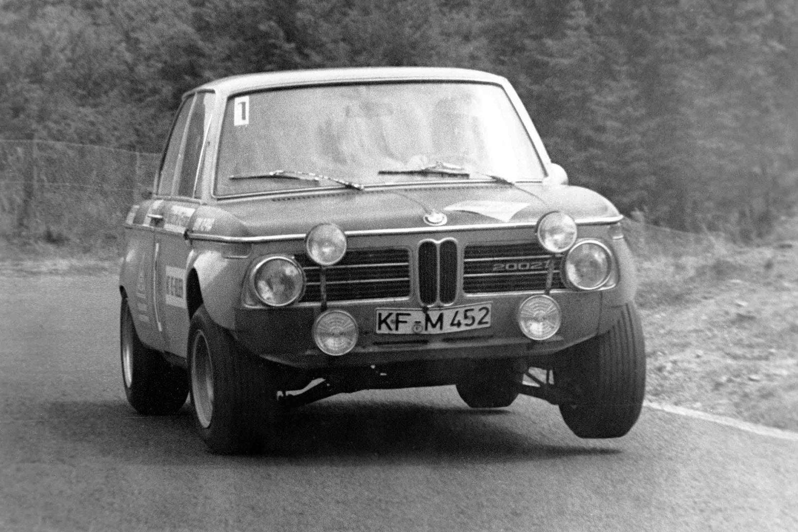 BMW 2002 ti Alpina 1