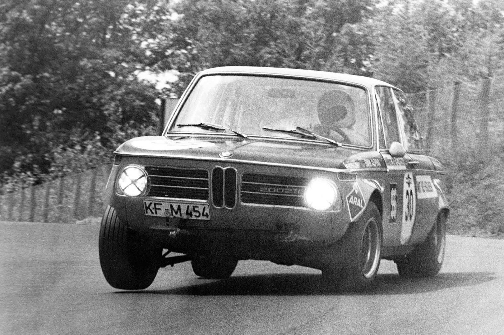 BMW 2002 ti Alpina 2