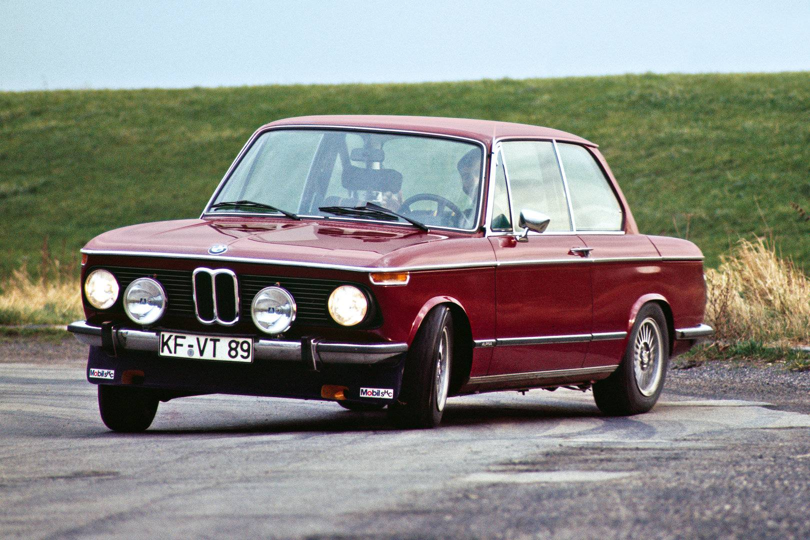 BMW 2002 tii Alpina 1