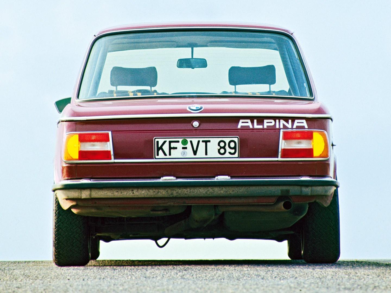 BMW 2002 tii Alpina 3