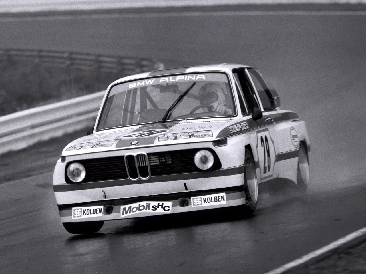BMW 2002 tii Alpina Grupo 2