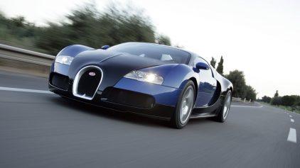 Bugatti Veyron 16 4 01