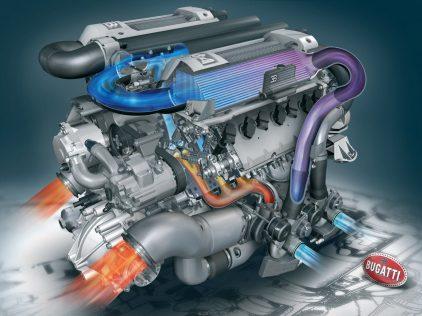 Bugatti Veyron 16 4 04