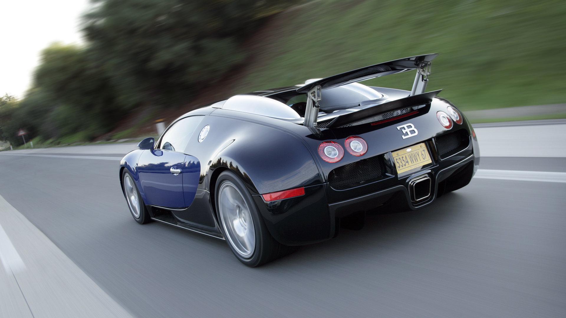 Bugatti Veyron 16 4 05