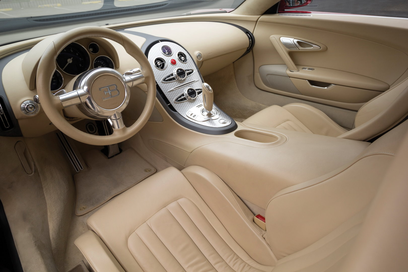Bugatti Veyron 16 4 06