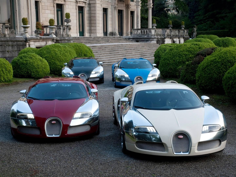 Bugatti Veyron 16 4 10