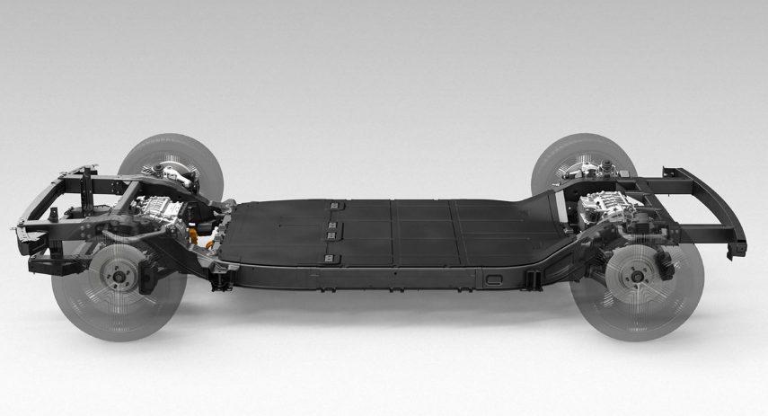 Canoo Hyundai KIA Plataforma Electrica (2)