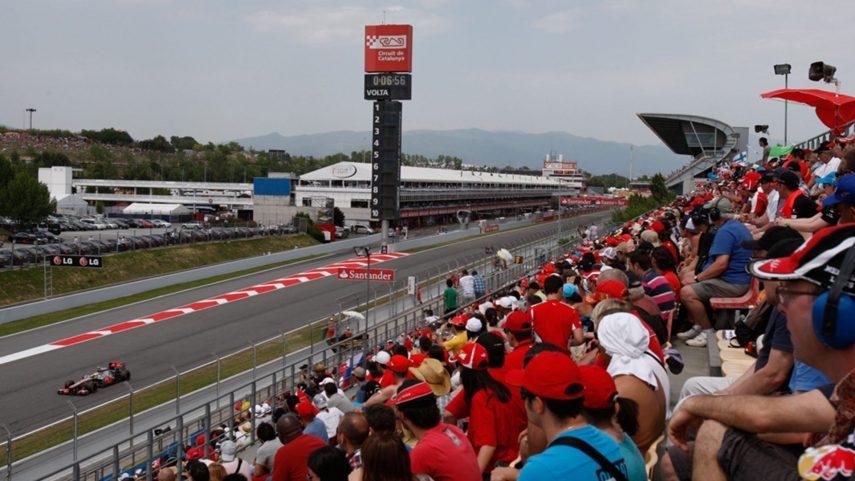 Fórmula 1: Suspendidos los GP de Holanda y España; Mónaco cancelado