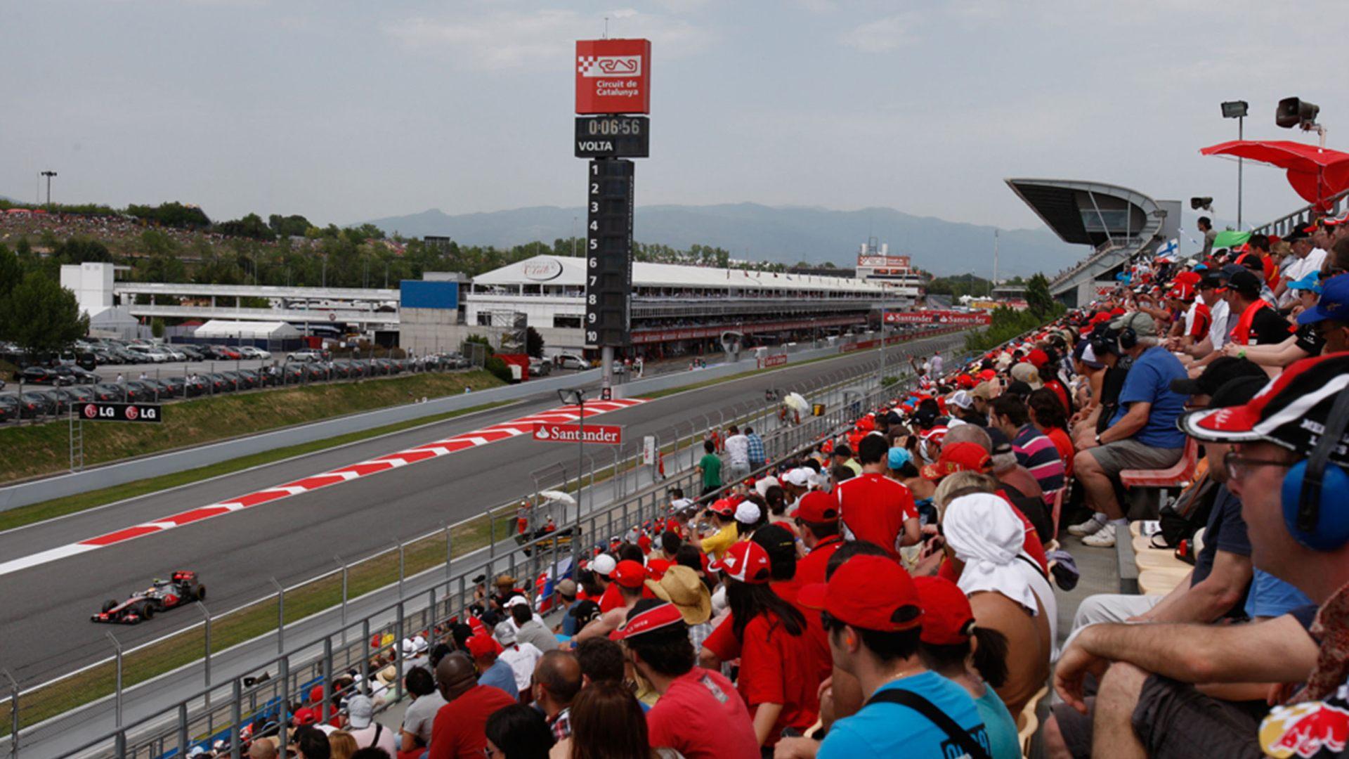 ¿Fin a la F1 en Montmeló?