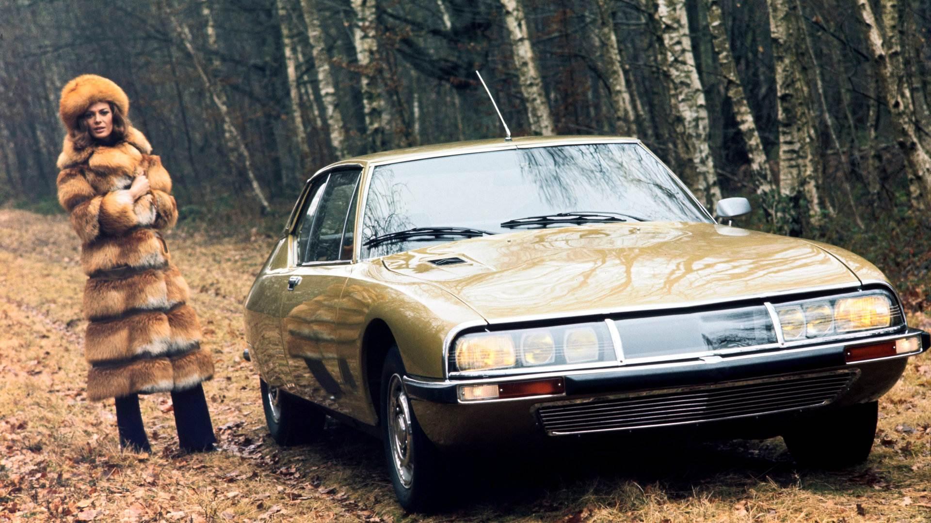 Coche del día: Citroën SM