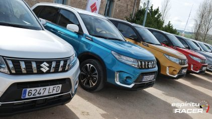 Contacto Suzuki Vitara SHVS 48V 01