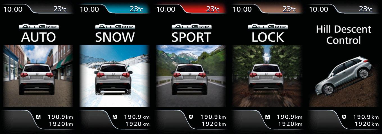 Contacto Suzuki Vitara SHVS 48V 13