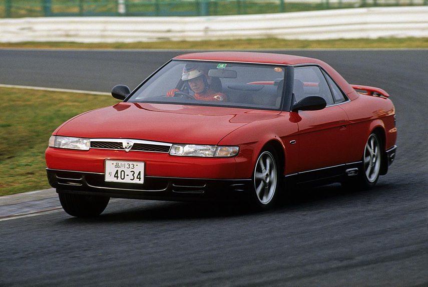 Coche del día: Eunos/Mazda Cosmo (JC)