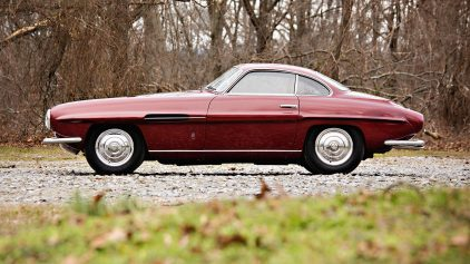 Fiat 8V Supersonic Coupe Ghia 0035
