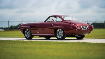 Fiat 8V Supersonic Coupe Ghia 0041