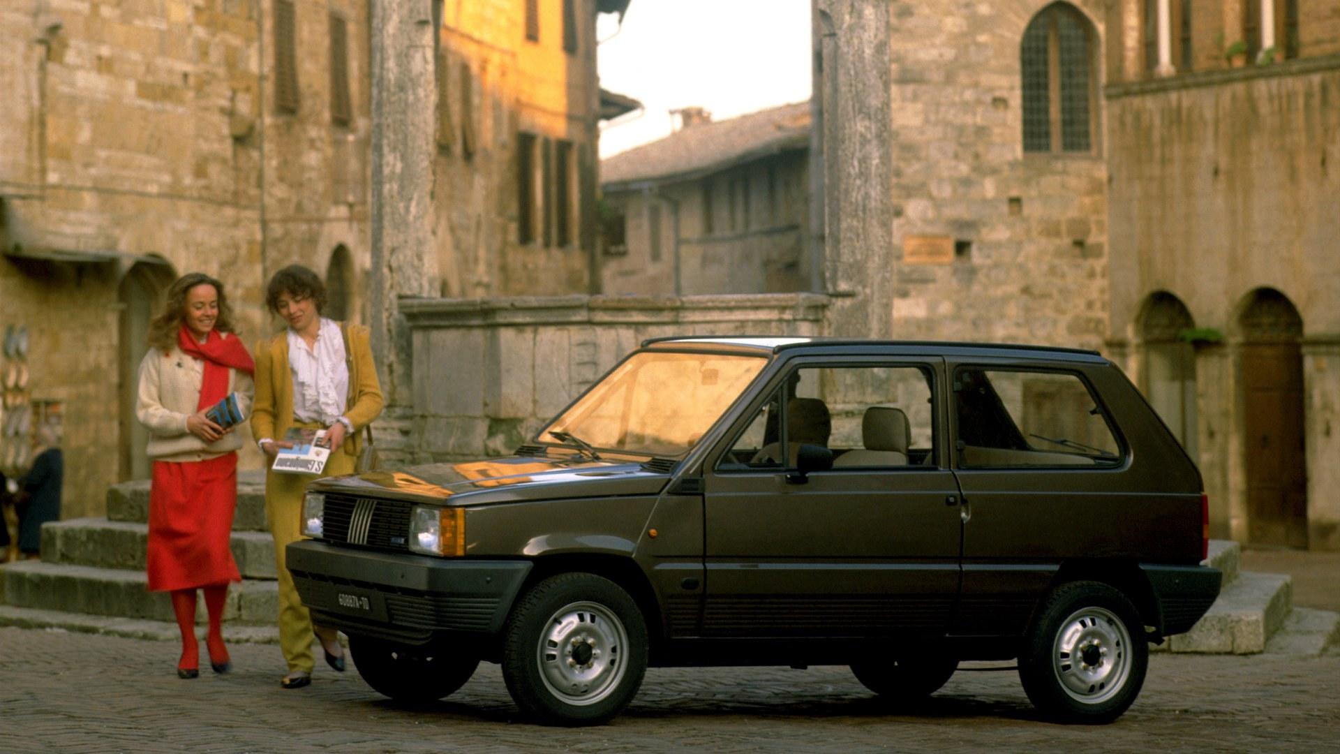 Fiat Panda 30 Super 1982 1