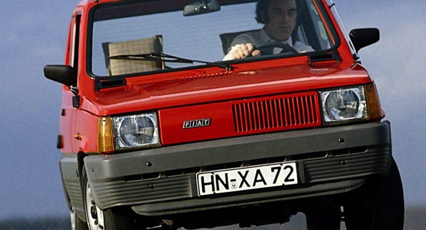 Fiat Panda 45 1980 1
