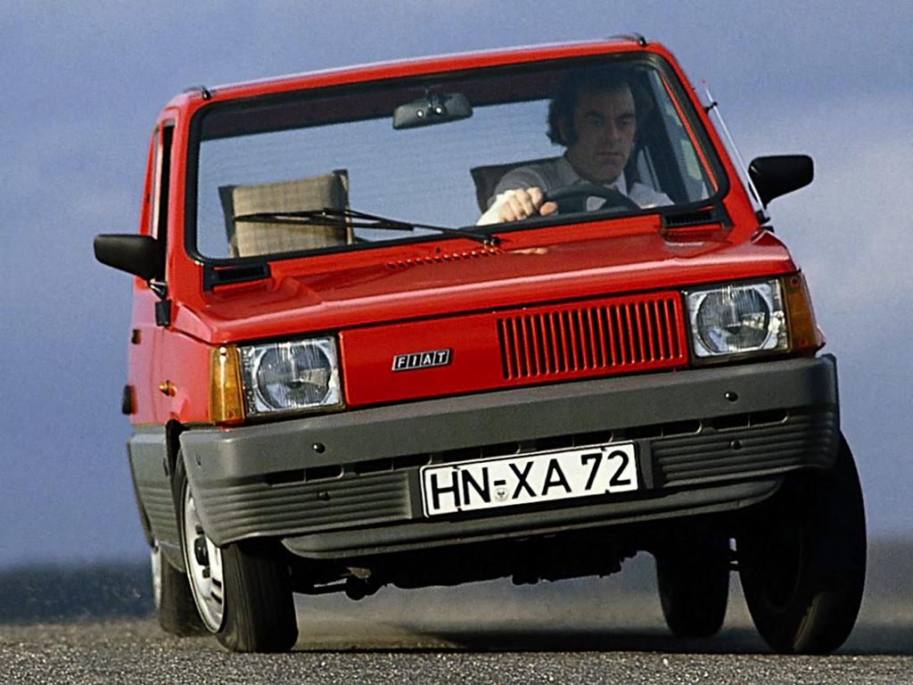 Coche del día: Fiat Panda (141)