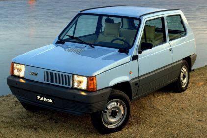 Fiat Panda 45 1980 2