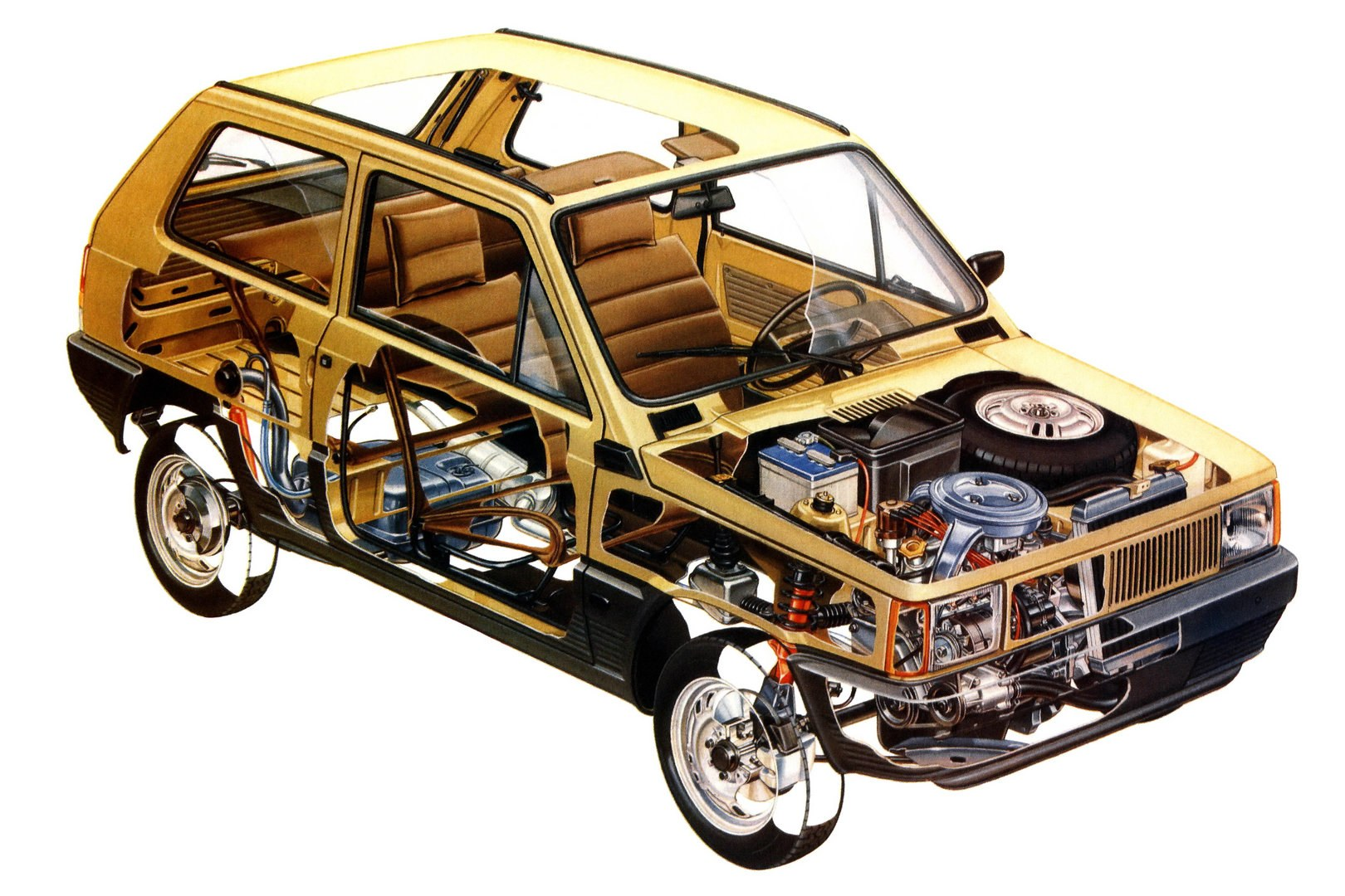 Fiat Panda 45 1980 3