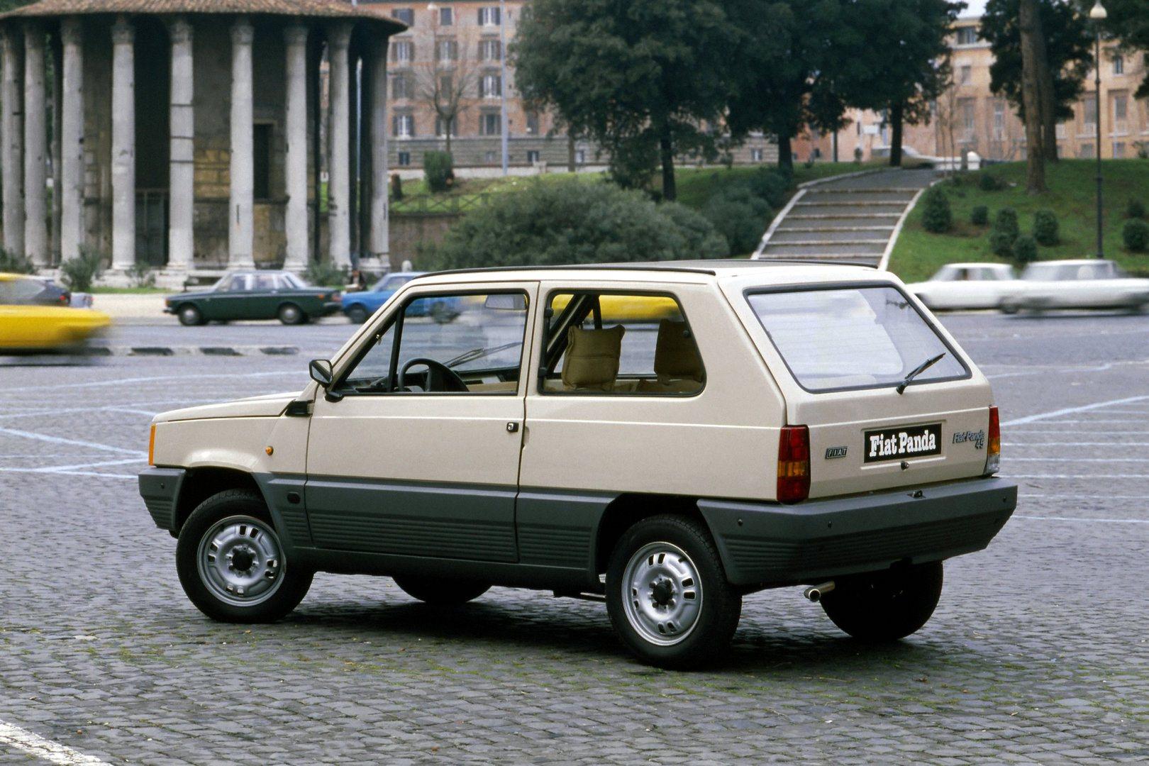 Fiat Panda 45 1980 5