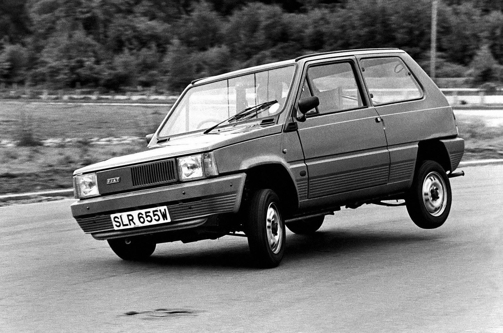 Fiat Panda 45 1980 8