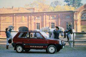 Fiat Panda 4x4 Sisley 1986