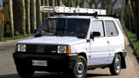 Fiat Panda Van 1986