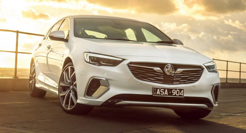 holden commodore 2020