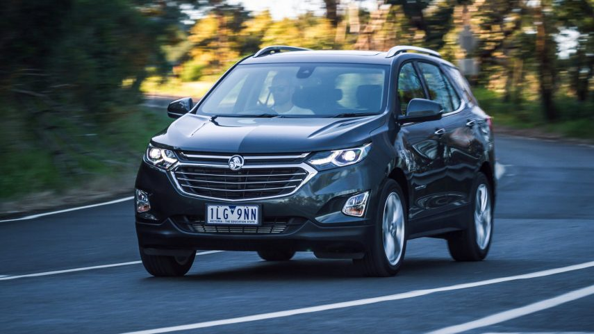 holden equinox 2020