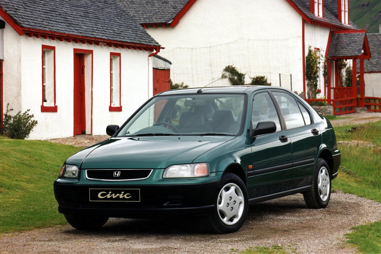 Honda Civic 15i VTEC E 5p MA 2