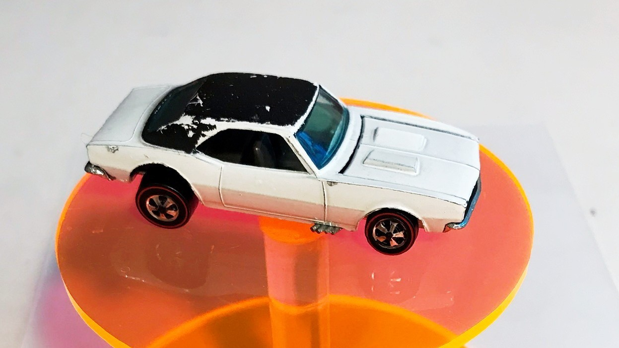 ¿Cómo puede valer un Chevrolet Camaro de Hot Wheels más de 100.000 dólares?