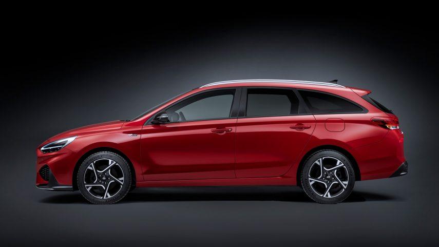 Hyundai i30 Wagon N Line 2020 (5)