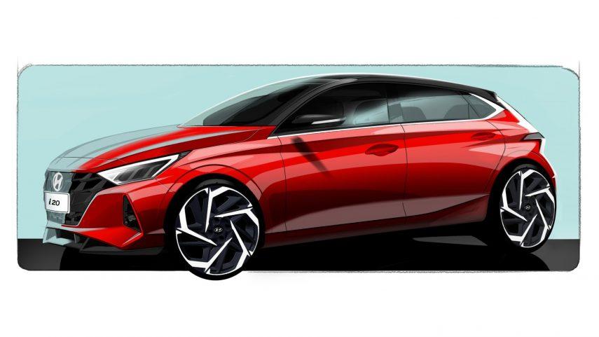 El Salón de Ginebra acogerá la presentación del nuevo Hyundai i20