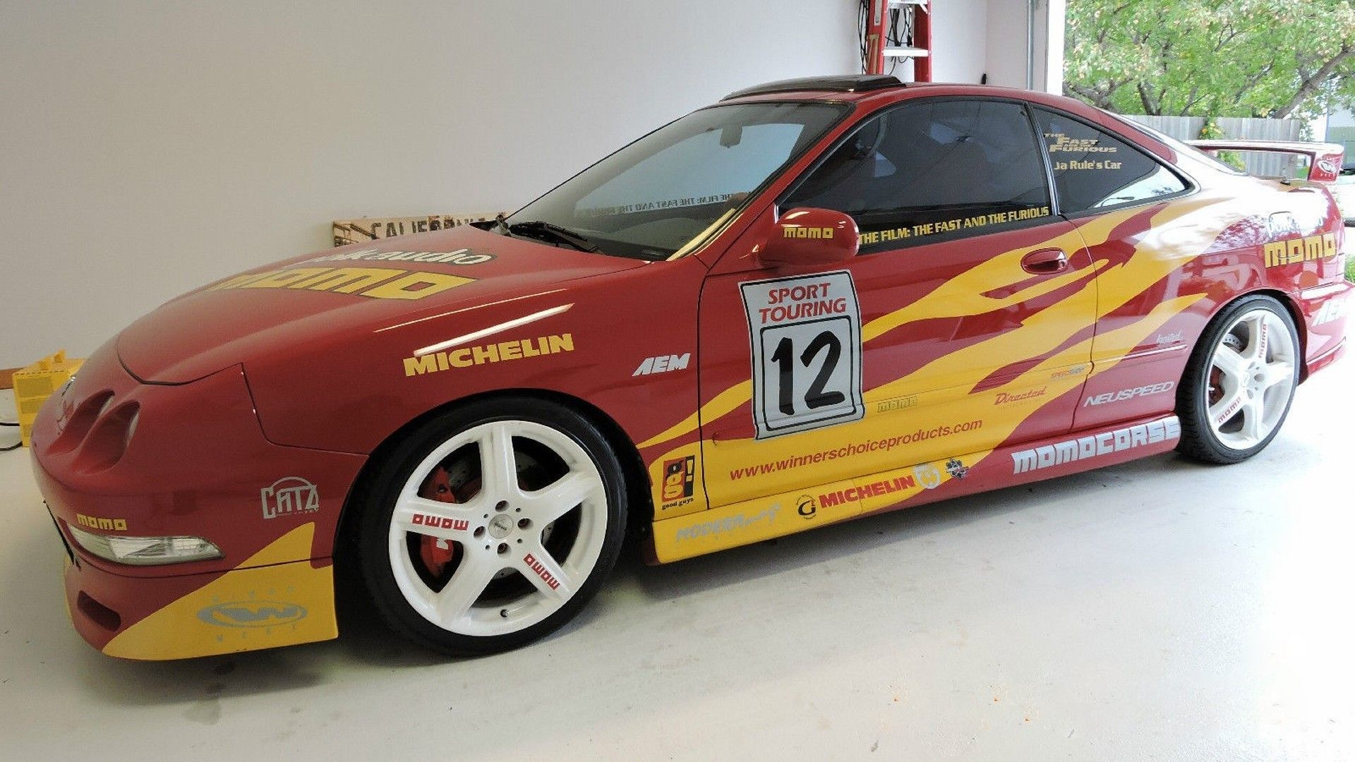 """El Acura Integra GS-R de """"The Fast and the Furious"""" es mucho mejor de lo que parecía"""
